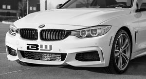 4 SERIES GRILLE FRONT KIDNEY DISH FOR BMW 4 SERIES F82 M4 F33 F36 435d 420d GC