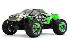 1/10 2.4Ghz Exceed RC Infinitve Nitro Gas Powered RTR Of Rd Monster 4WD Truck Gr