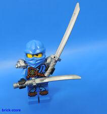LEGO® Ningago Master of Spinjitzu / Jay mit 2 Ninjaschwerter