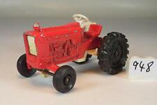 MAJORETTE 1/55 n. 253 FORD 5000 TRACTOR TRACTEUR TRECKER ROSSO #948