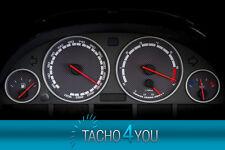 Tachoscheiben für BMW 300 kmh Tacho E39 Benzin CARBON 3365 Tachoscheibe km/h X5