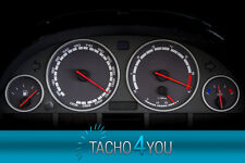 BMW Tachoscheiben 300 kmh Tacho E39 Benzin M5 CARBON 3365 Tachoscheibe km/h X5
