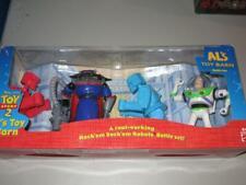 Disney Pixar Toy Story 2 Al's Toy Barn / Battle Set, Rockem Sockem Robots Mattel