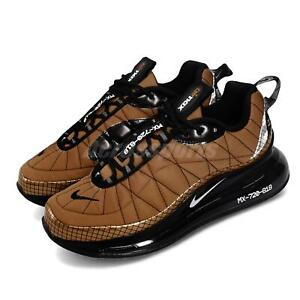 Nike Wmns MX-720-818 Quilted Grid Air Max Copper Black Women Shoes BQ5972-800