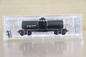 MICRO TRAINS MTL 65470 N GAUGE SPOKANE PORTLAND SEATTLE 39' TANK CAR SP&S 3802