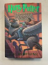 Harry Potter and the Prisoner of Azkaban  JK Rowling 1st American Edition HC/DJ