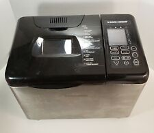Black & Decker B2500C Bread Machine