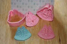 Plunger Cutters, Chipmunk Design, Set of 2, Sugarcraft, Cake Decorating, Fondant
