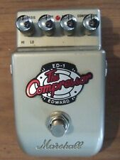 More details for marshall pedal ed-1 the compressor