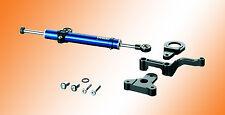 Wi054 Wilbers Lenkungsdämpfer + Kit Honda CB 1000 R CB1000R ab Bj. 08- 65mm blau