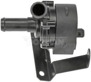 Engine Auxiliary Water Pump Dorman 902-070 fits 05-12 Nissan Pathfinder