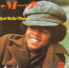 "CD  ALBUM  MICHAEL JACKSON  ""GOT TO BE THERE"" (MADE IN GERMANY)"