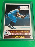 🔥 1979 TOPPS Baseball Card Set #330 🔥 KANSAS CITY ROYALS 🔥 GEORGE BRETT