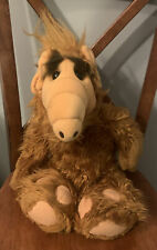 "*Vintage Original ALF* Plush Animal 1986 Alien Productions 18"" - Great Shape Tag"