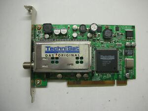 TechniSat Skystar 2 Video Capture Card PCI