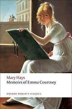 Memoirs of Emma Courtney by Mary Hays (Paperback, 2009)