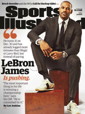 Sports Illustrated, Dec 2, 2015, LeBron James, Brock Osweiler, Ships Anywhere