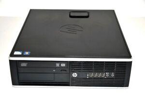 Ordinateur PC HP 6200 Pro SFF Intel G630@2,70GHz/4GB (SANS DISQUE DUR) - Grade A