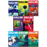 Jenny Nimmo Charlie Bone Collection 8 Books Set Time Twister, Hidden King NEW
