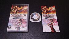 Samurai Warriors: état de guerre (Sony PSP)