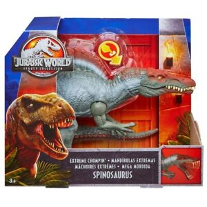 Jurassic World Legacy Collection Extreme Chompin Spinosaurus Rare
