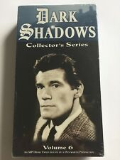 New Sealed Dark Shadows Volume 6 Vhs Video Cassette Tape Collector's Series