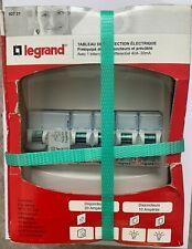 Legrand Tableau de protection électrique prééquipé et précâblé 1 étage neuf