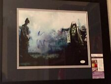 Christian Bale signed framed autogrphed 11x14 photo The Dark Knight Batman JSA