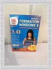Logiciel Formation Complète à Windows 8 Micro Application Neuf