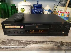 Pioneer PDR-609 CD Recorder/Player - Works Perfectly Audiophile Quality RARE