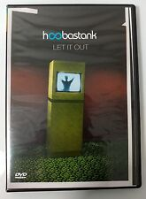 Video DVD - HOOBASTANK - Let it Out Videos Live Concert Excellent (EX) WORLDWIDE