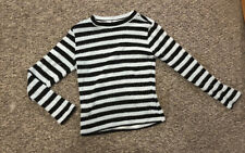 Reserved Black And White stripe Jumper Size: Small