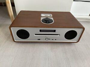 Vita Audio (Ruark) R4 Integrated Music System Ipod CD DAB FM