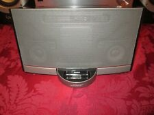 Bose SoundDock Portable digital music system no charger /power cord no remote.