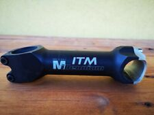 Itm Millennium Attacco Manubrio 120 mm bici corsa bike Stem Handlebar Italy
