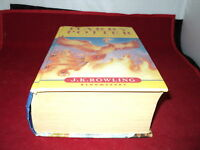 Harry Potter and the order of the phoenix J. K. Rowling FIRST EDITION L3