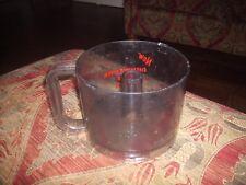 Kenwood FP 345 532 536 537 Food Processor Spare Bowl
