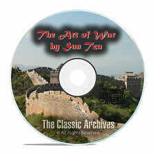 The Art of War by Sun Tzu, Classic Unabridged Audiobook CD E86