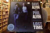 Dave Alvin and Phil Alvin Lost Time LP sealed 180 gm vinyl Blasters