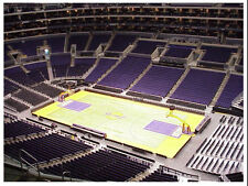 2 Raptors vs Los Angeles Lakers 10/27 Tickets 2nd Row Sect 332 Staples Center