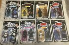 (8) Star Wars Vintage Collection Figures Shadow,Scout,Electro Purge Troopers