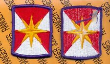 US Army 347th Support Brigade dress uniform patch m/e
