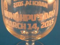 Hunapu's Day March 14th 2015 Cigar City Brewing Small Beer Taster Glass Tampa FL