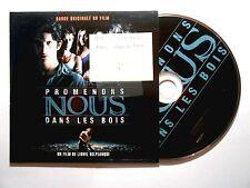 CD SINGLE B.O. FILM ▓ PROMENONS NOUS DANS LES BOIS ( LIONEL ) : VACUUM CLEANER