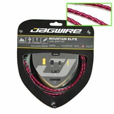 Jagwire Mountain MTB Elite Link Teflon Coated Shift Cable Kit Red