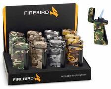 Colibri Firebird Sidewinder Camo Lighter