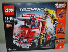 Lego Technic 8258 Truck mit Power-Schwenkarm NEU/NEW + OVP/MISB