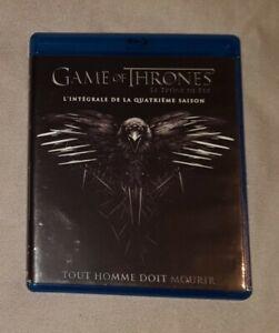 Dvd Game of thrones, saison 4