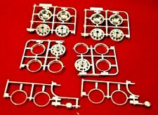 Model Truck Parts Moebius Models International Prostar Wheels 1/25