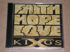 KING'S X - FAITH HOPE LOVE- CD SIGILLATO (SEALED)